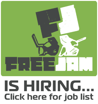 Freejam Games Jobs