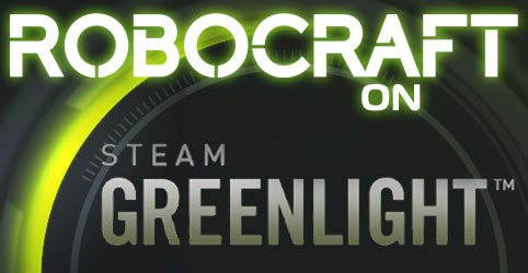 ROBOCRAFT | RC on Steam Greenlight – PLEASE VOTE!
